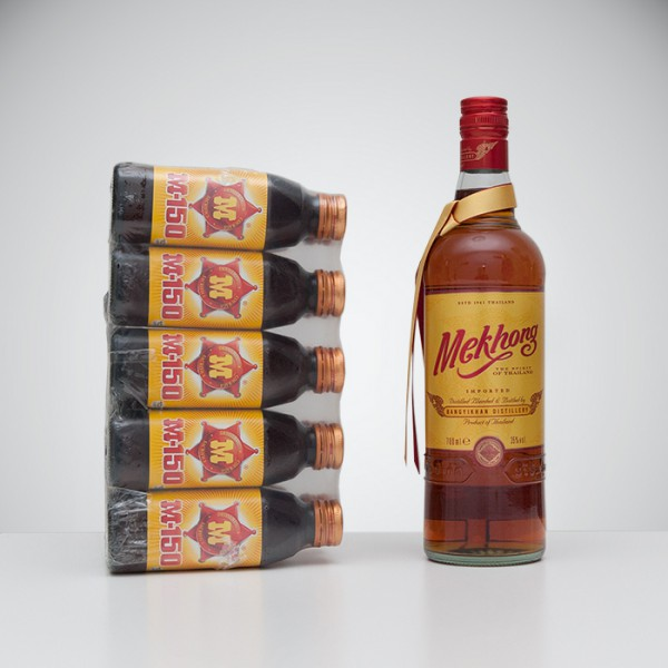 Mekhong Whisky 700ml / M-150 Partypaket